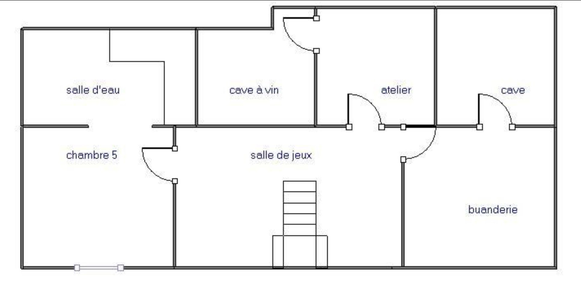 6 plan du loft la grenadine for Plan de loft